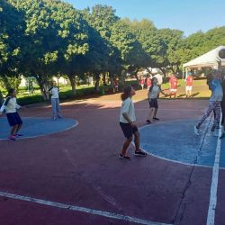 Rencontre sportive à Mohamadia
