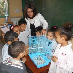 Un animal en classe… la bonne idée !