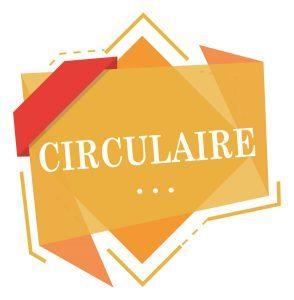 Circulaire N° 39 : دار البر و الاحسان