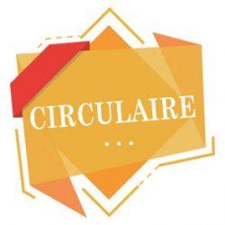 Circulaire N°74 MESSAGE DE FÉLICITATIONS À L'OCCASION DU MOIS SACRÉ DU RAMADAN.