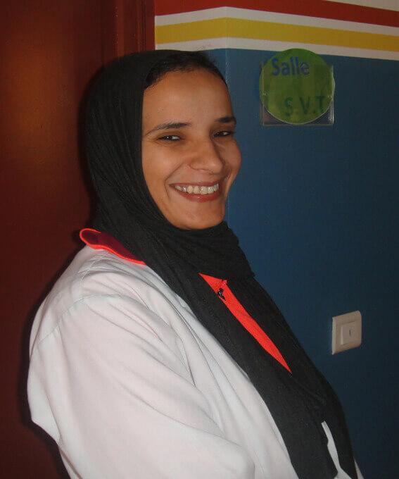 Mme.Nora Elkharaz