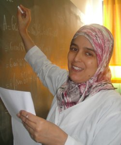 Mme.khadija Bourkoukou