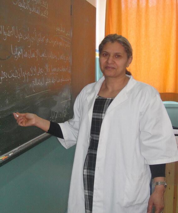 Mme.Nadia Mlieza