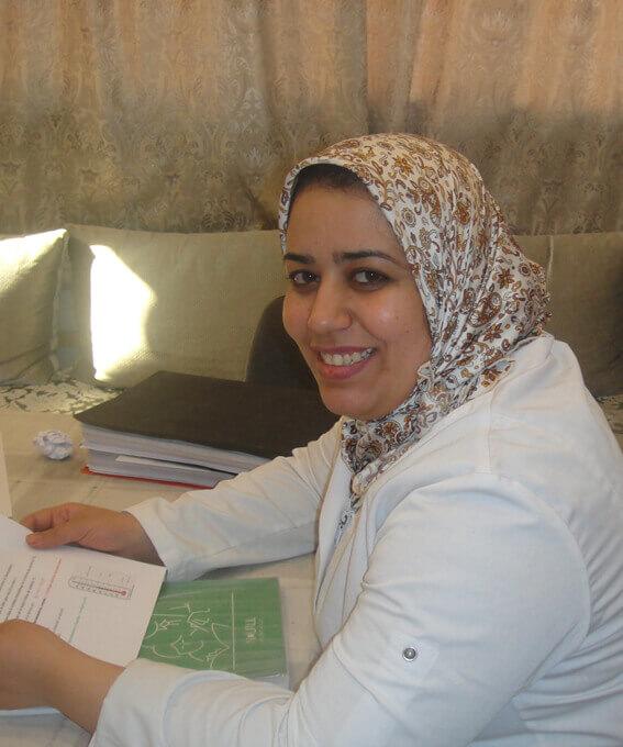 Mme.Hakima El Koutbi