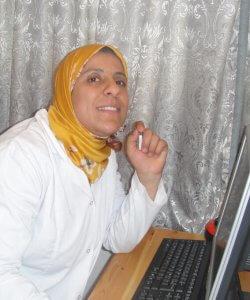 Mme.Hanane Driouch Prof de matière Anglais