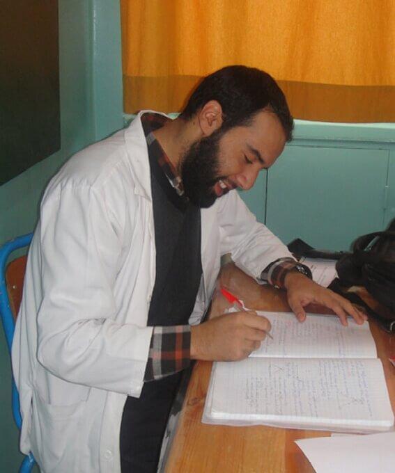 Mr.khalouqui arsalane       Prof de la matière Mathématique