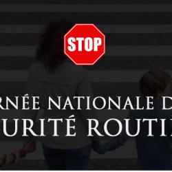 JOURNEE NATIONALE DE LA SECURITE ROUTIERE