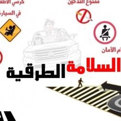 اليوم الوطني للسلامة الطرقية