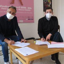 Partenariat de LA SAADIA avec l'IFM de Marrakech